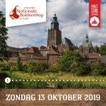 Bierviltjes - Bokbierdag 2019 - 93x93 - Editie 2 - Lutim