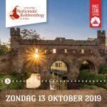 Bierviltjes - Bokbierdag 2019 - 93x93 - Editie 3 - Lutim