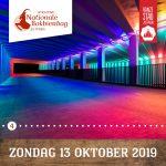 Bierviltjes - Bokbierdag 2019 - 93x93 - Editie 4 - Lutim
