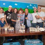 Zorgboerderij Cortenoever pakt bokbierglazen in voor spaaractie